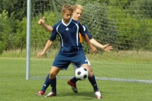 Soccer Balance - The Key to Perfect Ball Handling