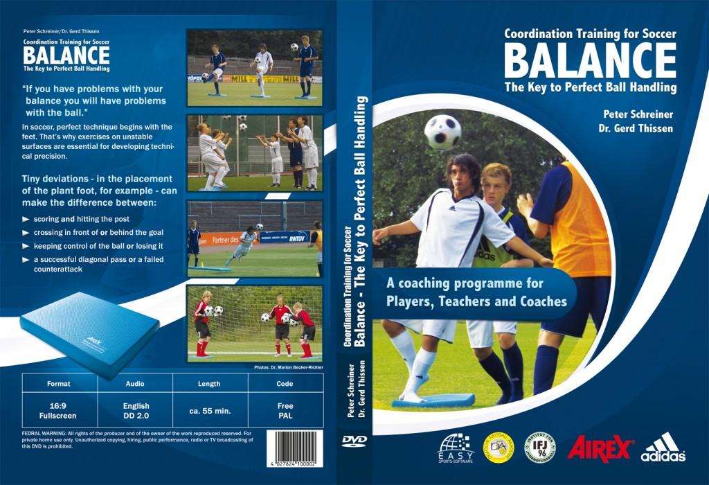 DVD Balance Training