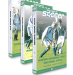Soccer DVDs - Series Defense 1-3