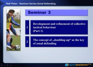 Zonal Defending - Flat Back 4