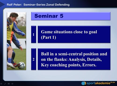 seminars zonal defending