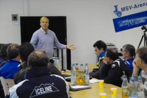 Horst Wein - Game Intelligence in Soccer