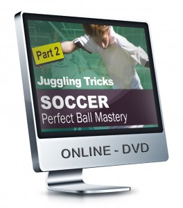 Soccer DVD Soccer Juggling Tricks and Flicks