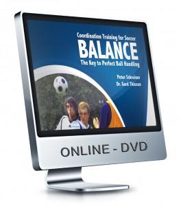 Soccer DVDs online: Training Soccer Balance