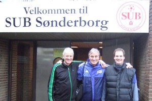 Svend Pedersen, Peter Schreiner and Thomas Lausen