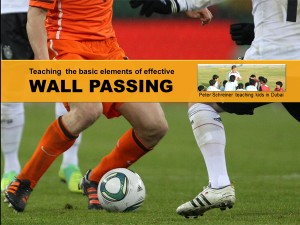 Teaching Wallpassing