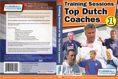 Top Dutch Coaches 1 Cover