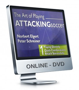 Soccer drills: DVD Attacking Soccer 1