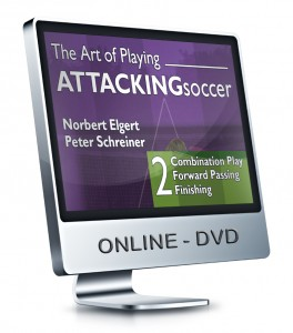 Soccer drills: DVD Attacking Soccer 2