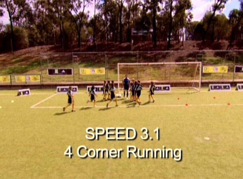 Speed Training - Corner Running