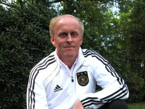 Soccer Coach Ralf Peter (DFB)