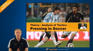 Pressing in Soccer 1