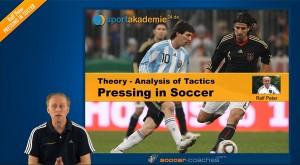 Pressing in Soccer 1