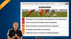 Pressing in Soccer 1b Overview