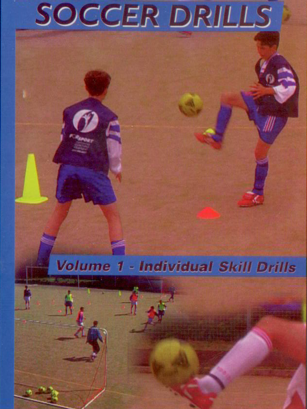 Drills And Skills For Soccer Soccer Dvd Individual Skills