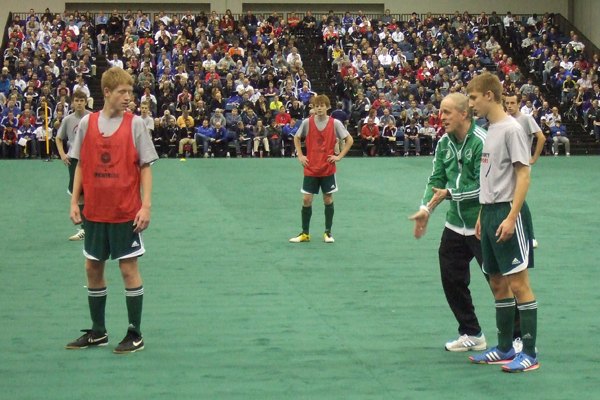 Soccer Tactics: Ralf Peter at the NSCAA Convention