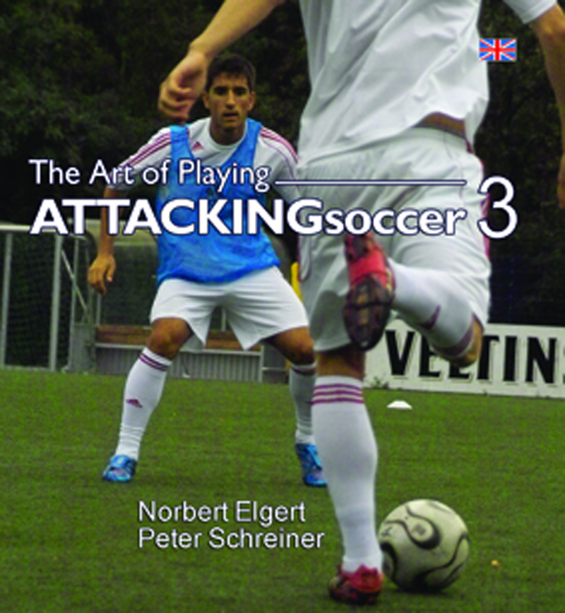 DVD Attacking Soccer 3