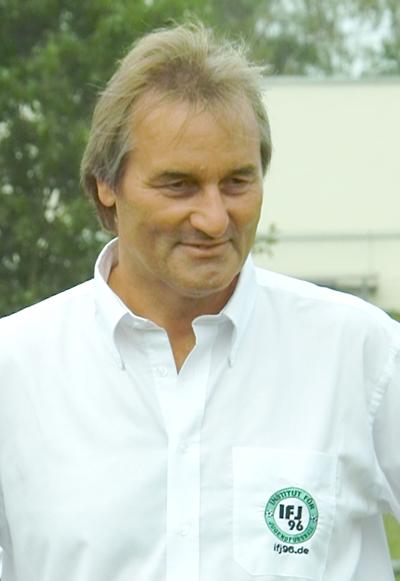 Peter Schreiner - Institute for Youth Soccer and former coach U19 FC Schalke 04