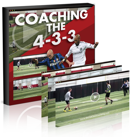 www.soccer-coaches.com - Coaching the 4-3-3