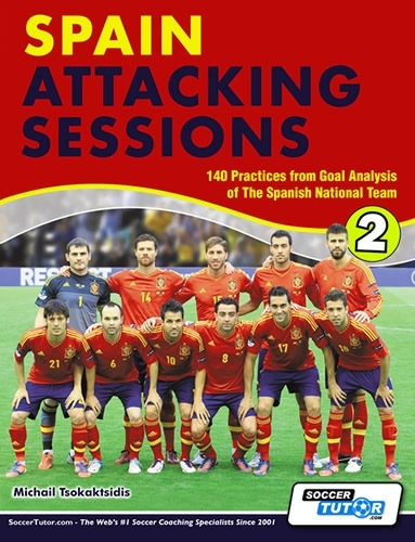 Soccer Book: Spanish Sessions