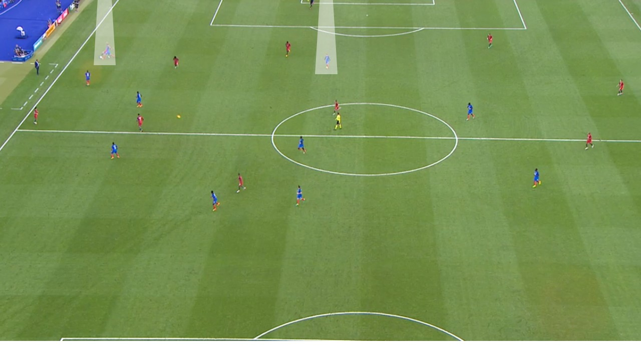 EM 2016 Match Analysis: Portugal – France 1:0 - Graphic 5