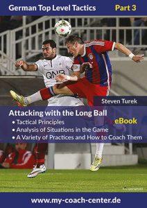 Soccer Attacking Long Ball