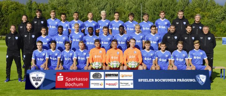U19 VfL Bochum - Season 2016/17