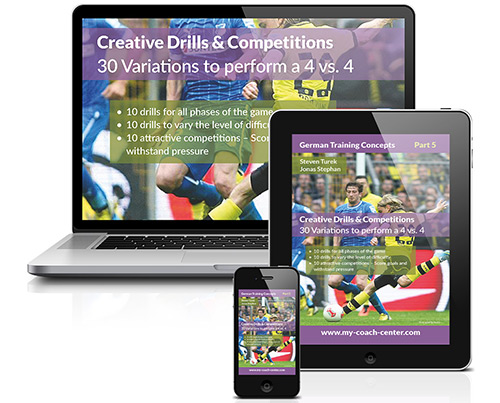 CREATIVE DRILLS & COMPETITIONS