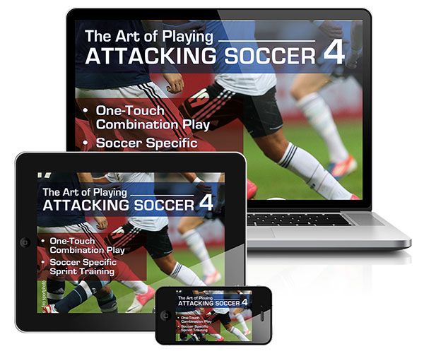 eVideo - Attacking Soccer 4