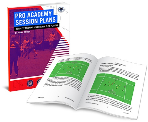 Complete training sessions for Elite Players