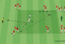 U14 - U16 Soccer Drills - Soccer-Coaches com