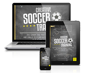 Creative Soccer Training - Shooting Drill