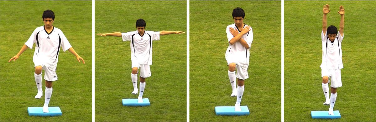 Coordination Balance Soccer