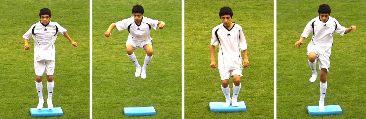Jumping in Soccer