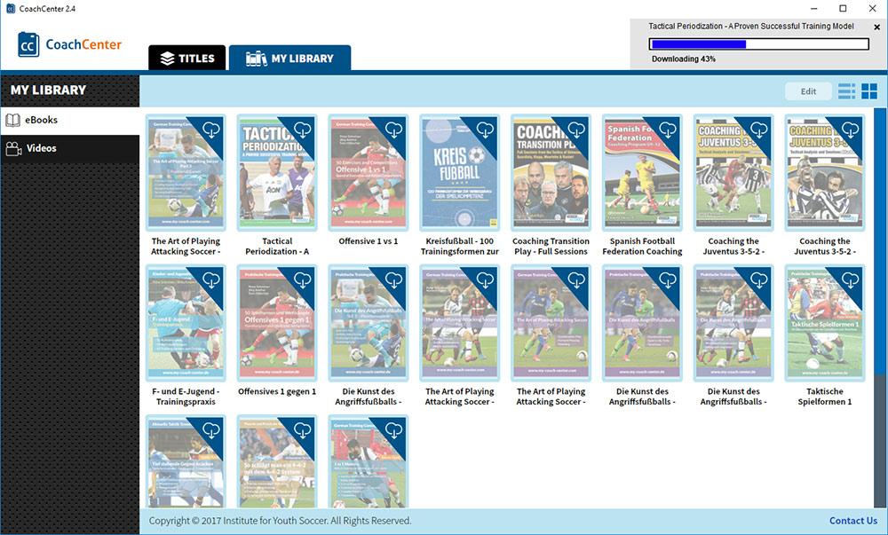 Soccer eBook