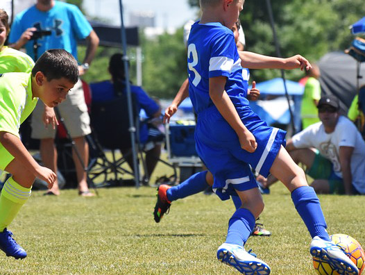 Youth Soccer is different