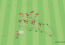 Soccer Dribble Game
