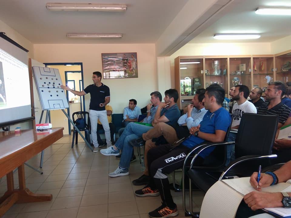 Soccer Workshop