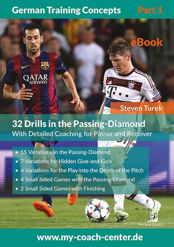 32 Drills in the Passing Diamond