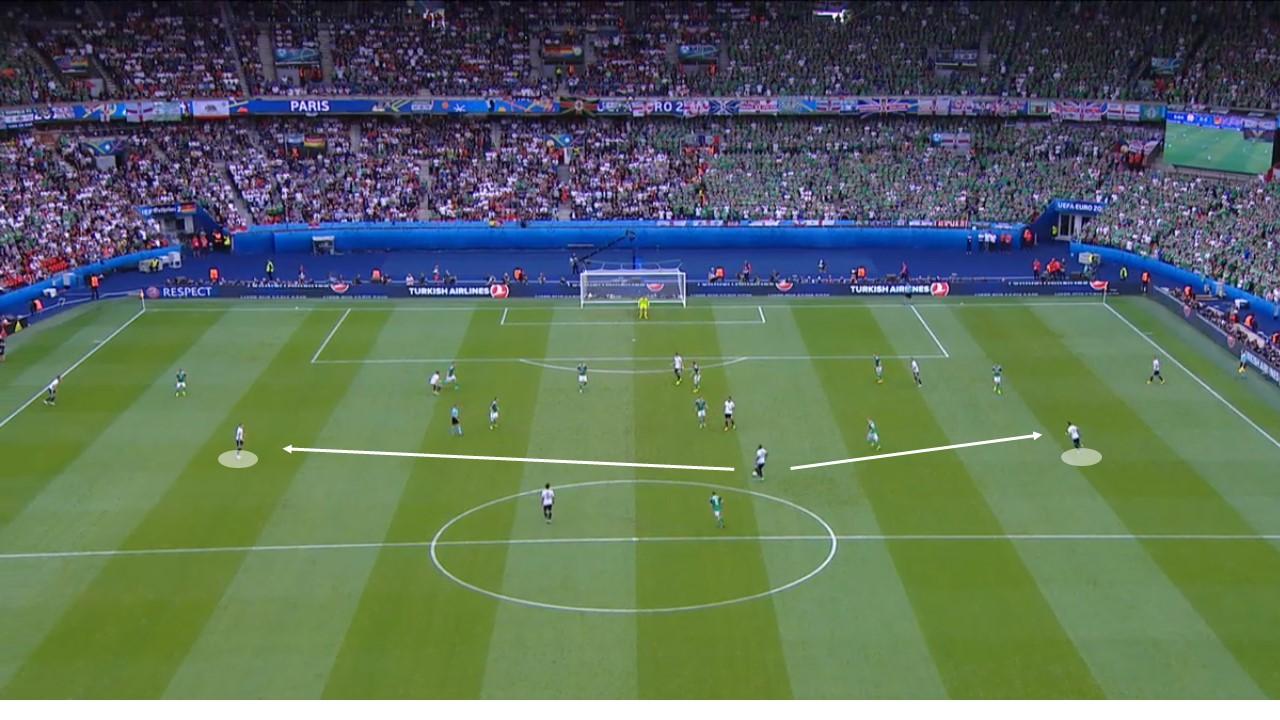 EM 2016 Spielanalyse: Deutschland – Nordirland 1:0 - Bild 1
