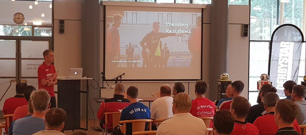 """Steven Turek presented """"Pressing Resitence"""""""
