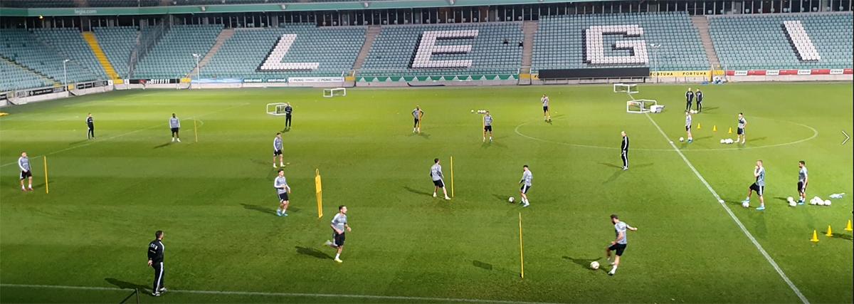 Training Warschau
